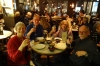 New Year's Eve at Dishoom Indian Restuarant