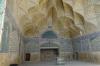 West Iwan. Masjed-e Jameh (mosque)