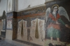 External frescoes. The Church of St Joseph of Arimathea (Armenian)