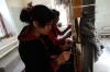 Rug making, Silk Factory, Margilon