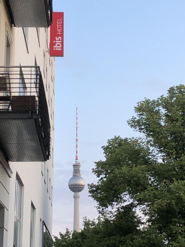 Hotel Ibis Mitte and Alexanderplatz, Berlin DE