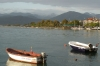 Boats along the foreshore, Fethiye