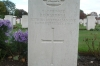 Cite Bonjean Military Cemetery, Armentieres - Patrick O'Farrell's grave