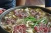 Kumgansan Korean Restaurant, hotpot