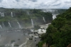 From the lookout at Devil's Throat, Iguaçu Falls, BR