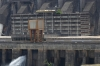 Building on top of Itaipu Dam, Foz de Iguaçu BR