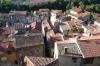 our view, Chateau de Creissels, Millau en Aveyron FR