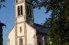 The chapel, Chateau de Creissels, Millau en Aveyron FR