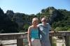 Bruce & Thea at Vallon Pont d'Arc FR