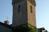 Castle tower, Chateau de Creissels, Millau en Aveyron