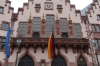 Town hall, Römerberg, Frankfurt