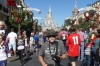 Bruce in Main Street, Disney World Magic Kingdom FL