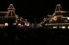 Main Street at night, Walt Disny & Mickey Mouse, Disney World Magic Kingdom FL