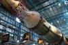 Apollo-11 components at the Apollo/Saturn-5 Center, Kennedy Space Center FL