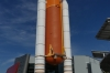 Fuel tanks for Atlantis Space Shuttle, Kennedy Space Center FL