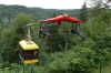 Air Cableway over Gauju River Valley with bunji jump, Sigulda LV