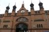 Dlugi Targ (the Long Market) in the rain, Gdańsk PL