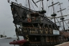 Old sailing boats in at South Wharf, Gdynia PL