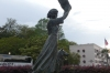 Savannah's Waving Girl, GA USA