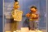 Bert and Ernie. Centre for Puppetry Arts, Atlanta GA