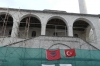 Turkish Mosque under repair, Gjirokastër AL
