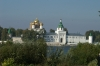Monastery of St Ipaty, Kostroma RU, across the Volga River.