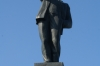 Lenin's statue in Kostroma RU - one of the best.