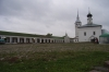 Shopping arcade in Suzdal.