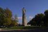 Monument in Kostroma RU.