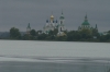 Cathedral of the Assumption on Lake Nero in Rostov-Veliky RU.