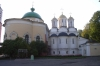 Saviour Monastery Cathedral in Yaroslavl RU (1505-15).