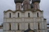 Many, but not all buildings in the Kremlin were restored.  This is a fine example of pre-restoration. Rostov-Veliky RU