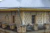 Decorated building in the Kremin in Rostov-Veliky RU.