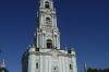 Bell Tower in the Trinity Monastery of St Sergius, Sergiev Posad RU.