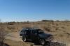 The desert near Gonur Dep TM