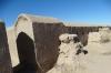 Fortress wall. Gonur Dep