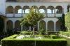 Patio de la Sultana, Generalife, Granada ES