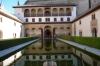 Patio de Arrayanes, Alhambra, Granada ES