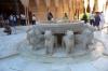 Patio de los Leones, Alhambra, Granada ES