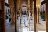 Sala de los Leones, Alhambra, Granada
