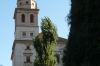 Tower of Santa María de la Alhambra, Granada ES