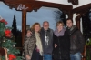 Thea, Bruce, Andrea and Hayden after Christmas lunch at Mirador de Morayma