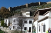 Houses in the Albacin district, Granada