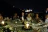 Dinner. La Chumbera. Hayden & Andrea's wedding