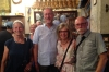 Pre-dinner drinks at Bodega La Mancha, Granada