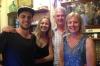 Pre-dinner drinks at Bodega La Mancha, Granada