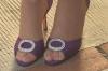 The shoes. Hayden & Andrea's wedding, Granada ES