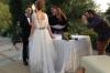 The vows. Hayden & Andrea's wedding