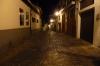 Street in the Mirador de la Lona district, Granada ES