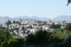 Mirador de la Lona district, Granada ES - from the Alhambra